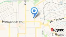 АвиаКузбасс на карте