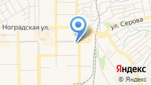 Аптека На Гагарина 3а на карте