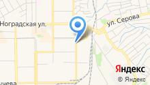 ЗАГС Прокопьевского района на карте