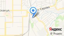 Коллегия адвокатов Прокопьевского района №55 на карте