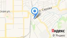 Коллегия адвокатов Прокопьевского района на карте