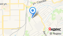 Гипроуголь, ЗАО на карте