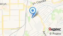 Компания Кровельный центр на карте