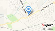 Киселёвская объединенная тепловая компания на карте