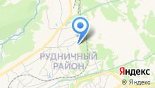 Попов Е.В. на карте