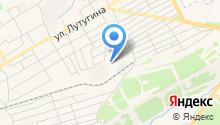 Унгуров А.В. на карте