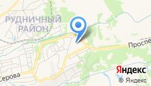 Основная общеобразовательная школа №12 на карте