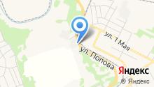 ЦветМетПлюс на карте