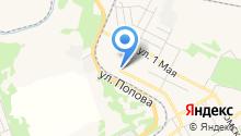 Обувь-центр на карте
