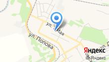 Нотариус Меремьянина С.В. на карте