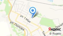 Банно-прачечное хозяйство на карте