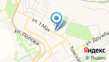 Основная общеобразовательная школа №24 на карте