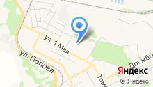 Дом СК+ на карте