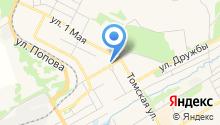 Специальная (коррекционная) общеобразовательная школа-интернат №2 на карте