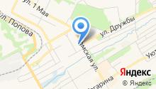 Новости Киселёвска на карте