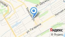 ОргТехСервис на карте