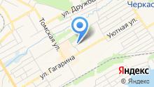 Центр качества метрологии на карте