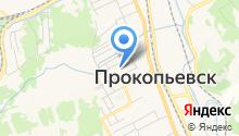 Департамент по охране животного мира Кемеровской области на карте