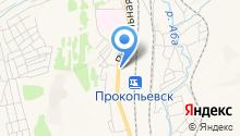 LG на карте