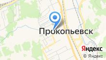 Прокопьевский колледж искусств на карте