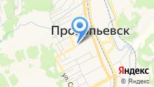 Дворец детского творчества им. Ю.А. Гагарина на карте