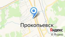 Нотариус Васильева В.Г. на карте