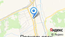 Колёса на карте