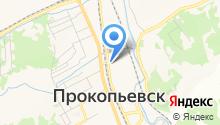 Коксовая шахта на карте