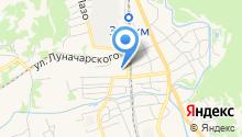 Отдел социальной защиты населения г. Прокопьевска на карте