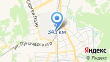 Прокопьевск мебель на карте
