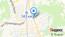Прокопьевская городская больница №4 на карте