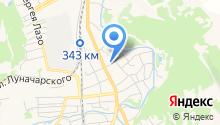 Отдел полиции Зенковский, Отдел МВД России по г. Прокопьевску на карте
