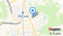 Отдел полиции Зенковский на карте