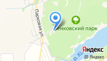 Прокопьевский, ПАО на карте