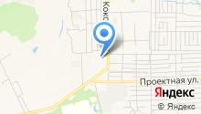 Кулагин А.В. на карте