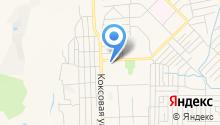 Ателье швейное на ул. Кучина на карте