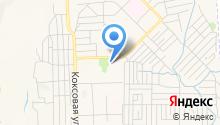 Магазин бытовой химии на ул. Кучина на карте