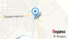 КузбассБелАвто на карте
