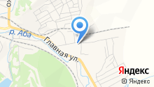 Хозяйский дворик на карте