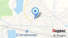 Основная общеобразовательная школа №30 на карте
