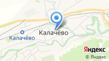 Калачёвская детская музыкальная школа №49 на карте