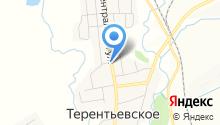 Колбасная фамилия на карте