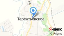 Шашлычная на карте