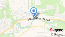 Автомир на карте
