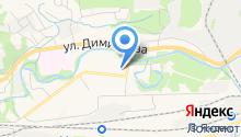 42LEGION на карте