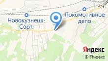 Авторазбор-Эвакуация на карте