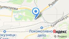 BTL на карте