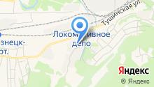 СВ-Авто на карте