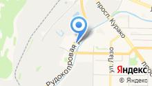 Автоцентр на Рудокопровой на карте