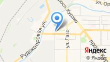 Car Driver на карте